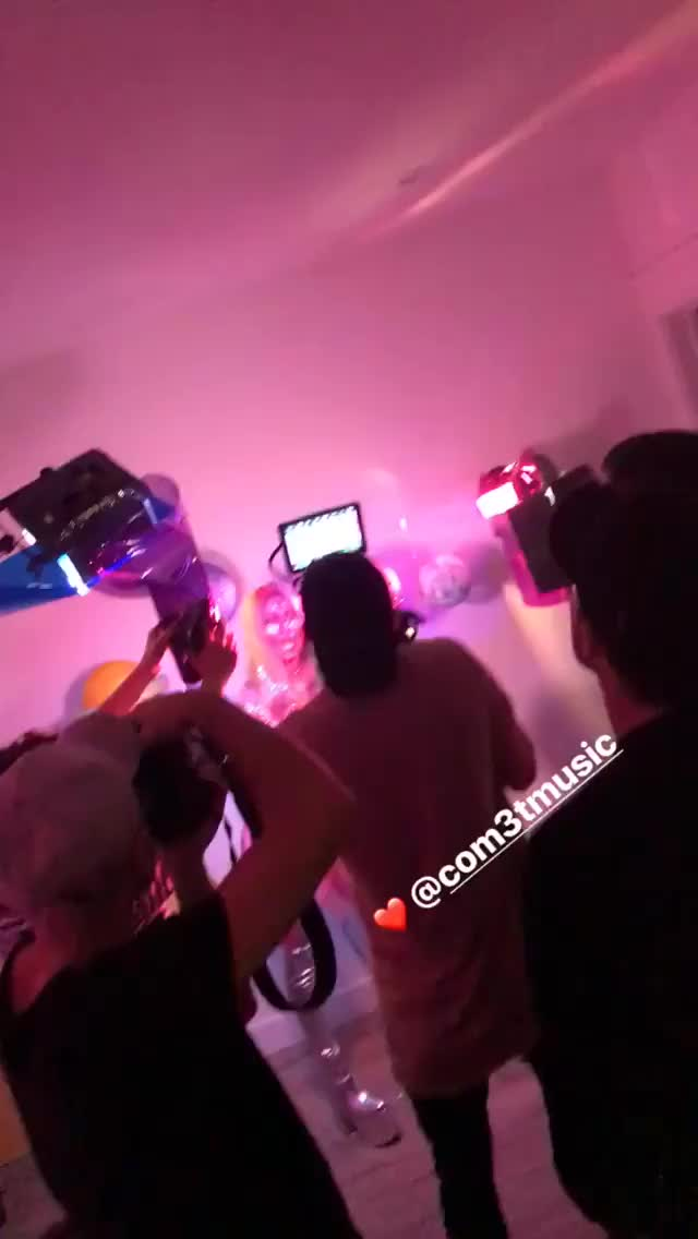 Watch and share Dani Thorne Bts 2 GIFs by Cheese bro on Gfycat