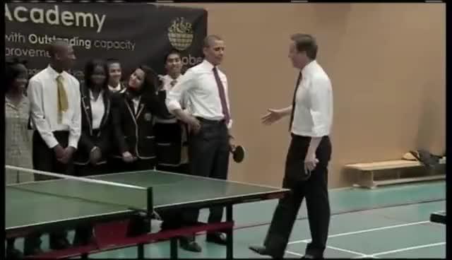 barack obama, david cameron, handshake, obama, Handshake GIFs