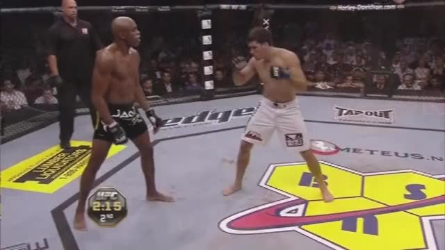 Watch Anderson Silva GIF on Gfycat. Discover more Ultimate Fighting Championship (Sports Association), anderson silva, anderson silva broken leg, anderson silva front kick, anderson silva highlights, chris weidman, chris weidman highlights, mmamania, tommy toe hold, vitor velfort highlights GIFs on Gfycat