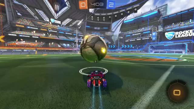 Watch and share Rocket League GIFs and Ceiling Shot GIFs by KuPi on Gfycat