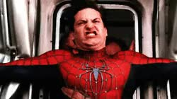 Watch and share Peter Parker GIFs on Gfycat