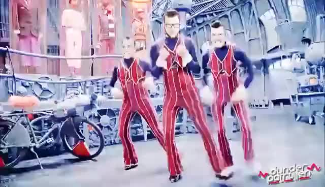 WE ARE NUMBER ONE but it's the DUNDERPATRULLEN Remix