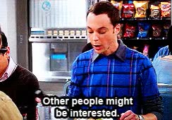 Watch and share Sheldon Cooper GIFs on Gfycat