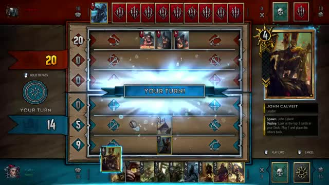 Watch and share Gamingpc GIFs and Gwent GIFs on Gfycat