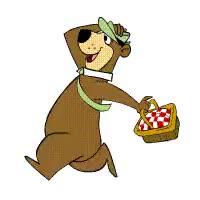 Watch and share Is For Yogi Bear By Americanninjax GIFs on Gfycat