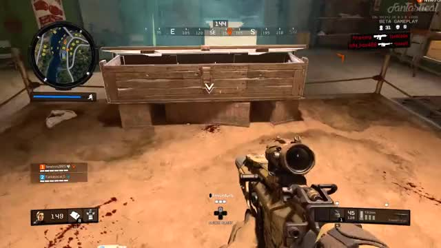 Watch and share Black Ops 4 Blackout  GIFs by bountie on Gfycat