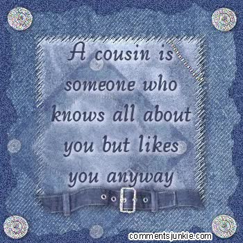 Watch and share Cousin Comments GIFs on Gfycat