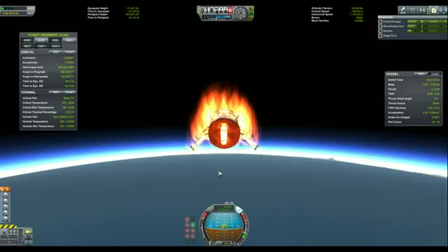 Watch and share Bringing A Lab Back From Minmus Using Only RCS I Realized I Created A Phoenix! (reddit) GIFs on Gfycat
