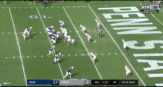 Watch and share Football GIFs by christaylorpsu on Gfycat