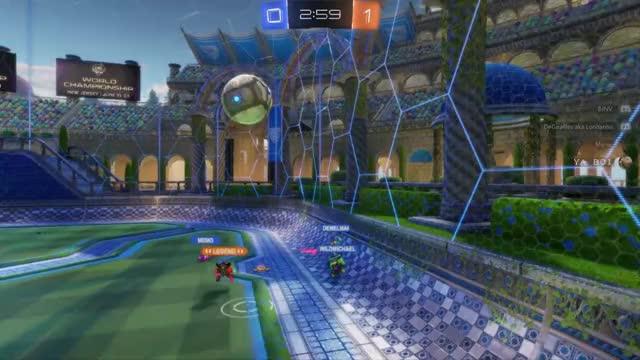 Watch and share Rocket League GIFs by Memaserya on Gfycat