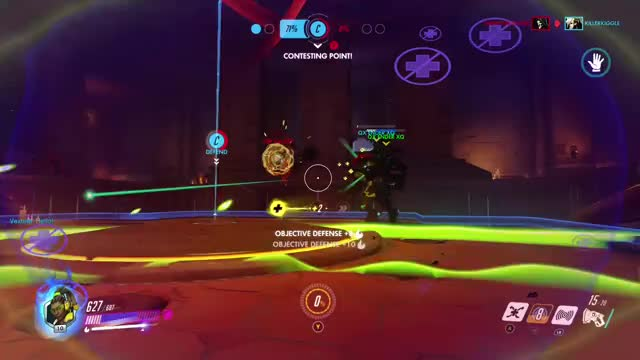 Watch this GIF by Gamer DVR (@xboxdvr) on Gfycat. Discover more OverwatchOriginsEdition, XxThePatriot, xbox, xbox dvr, xbox one GIFs on Gfycat