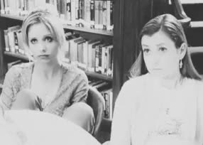 Watch and share Willow Rosenberg GIFs and Alyson Hannigan GIFs on Gfycat