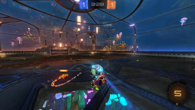 Watch Goal 3: Intel GIF by Gif Your Game (@gifyourgame) on Gfycat. Discover more Gif Your Game, GifYourGame, Goal, Intel, Rocket League, RocketLeague GIFs on Gfycat
