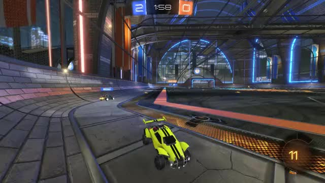 Watch and share 10/10 Ceiling Redirect Clanger (goalie View) GIFs by Meeno on Gfycat