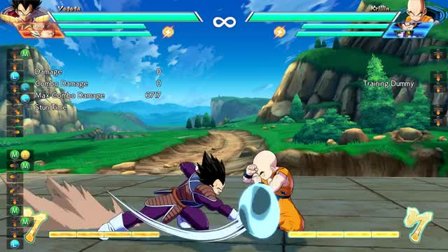 Watch and share Dbfz GIFs by johnnysalami on Gfycat