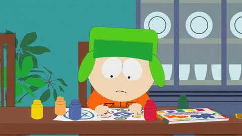 Watch and share South Park GIFs and Painting GIFs on Gfycat