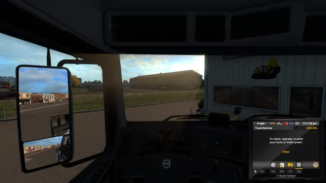 Watch and share American Truck Simulator 2018.11.08 - 22.17.54.05 GIFs on Gfycat