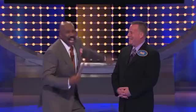 Watch and share Steve Harvey GIFs and Family Feud GIFs on Gfycat