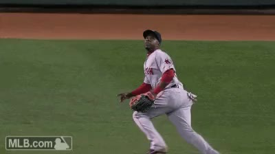 Watch and share Rusney Castillo GIFs and Boston Red Sox GIFs on Gfycat