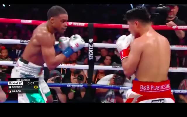 Watch Errol Spence Jr vs Mikey Garcia - Full Fight HD Highlights GIF by @theafromentioned on Gfycat. Discover more How Rich Are They?, Sports, boxing GIFs on Gfycat