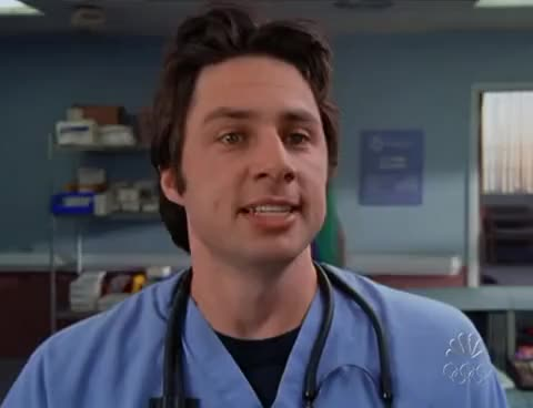 Watch and share Zach Braff GIFs and Godfather GIFs on Gfycat
