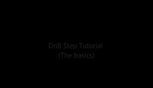 Watch and share DnB Step Tutorial (Basics) GIFs on Gfycat