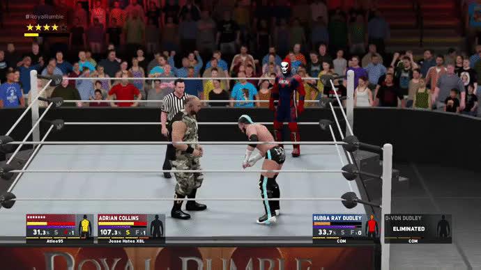 WWEGames, Wwe GIFs