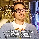 Watch and share Robert Downey Jr GIFs and My Gifs GIFs on Gfycat