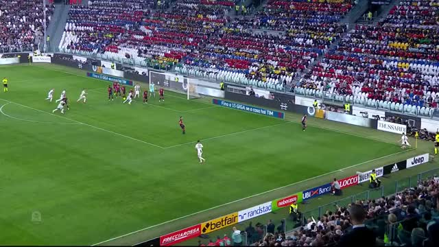 Watch and share Ronaldo Vs Genoa - 2018/10/20 GIFs by droidonomy on Gfycat