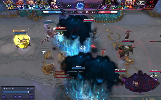 Watch and share Vorpal Zeratul Outplays Falstad GIFs on Gfycat