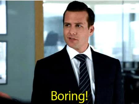 Watch boring GIF on Gfycat. Discover more Gabriel Macht GIFs on Gfycat