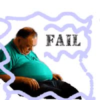 Watch and share Fail GIFs on Gfycat