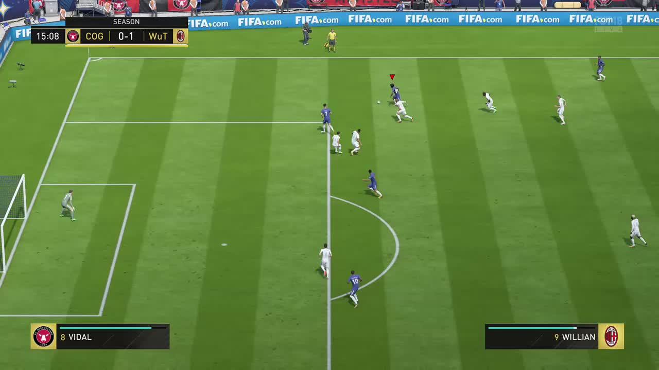 FIFA 18Trim GIFs