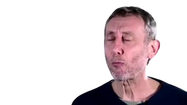 Watch [Chroma Key] Michael Rosen (Nice) - Green Screen GIF on Gfycat. Discover more michael, michael rosen, michael wayne rosen, transparent+gifs GIFs on Gfycat