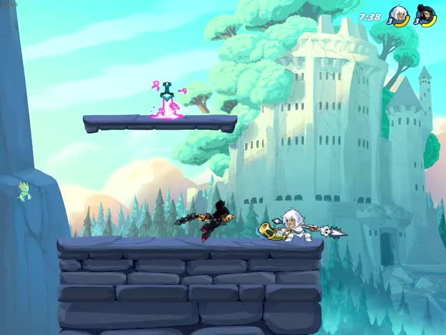 Watch and share Brawlhalla 14 03 2018 17 34 08 GIFs on Gfycat