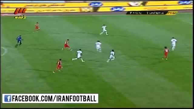 Watch and share Perspolis Vs Padideh Highlights - 2015/2016 Iran Pro League Week 1 (reddit) GIFs by navidjaan on Gfycat
