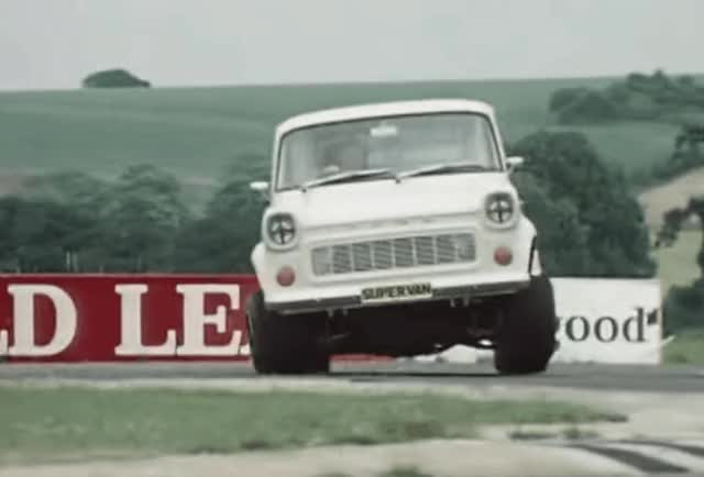 Watch and share The AWESOME Ford Supervan GIFs on Gfycat
