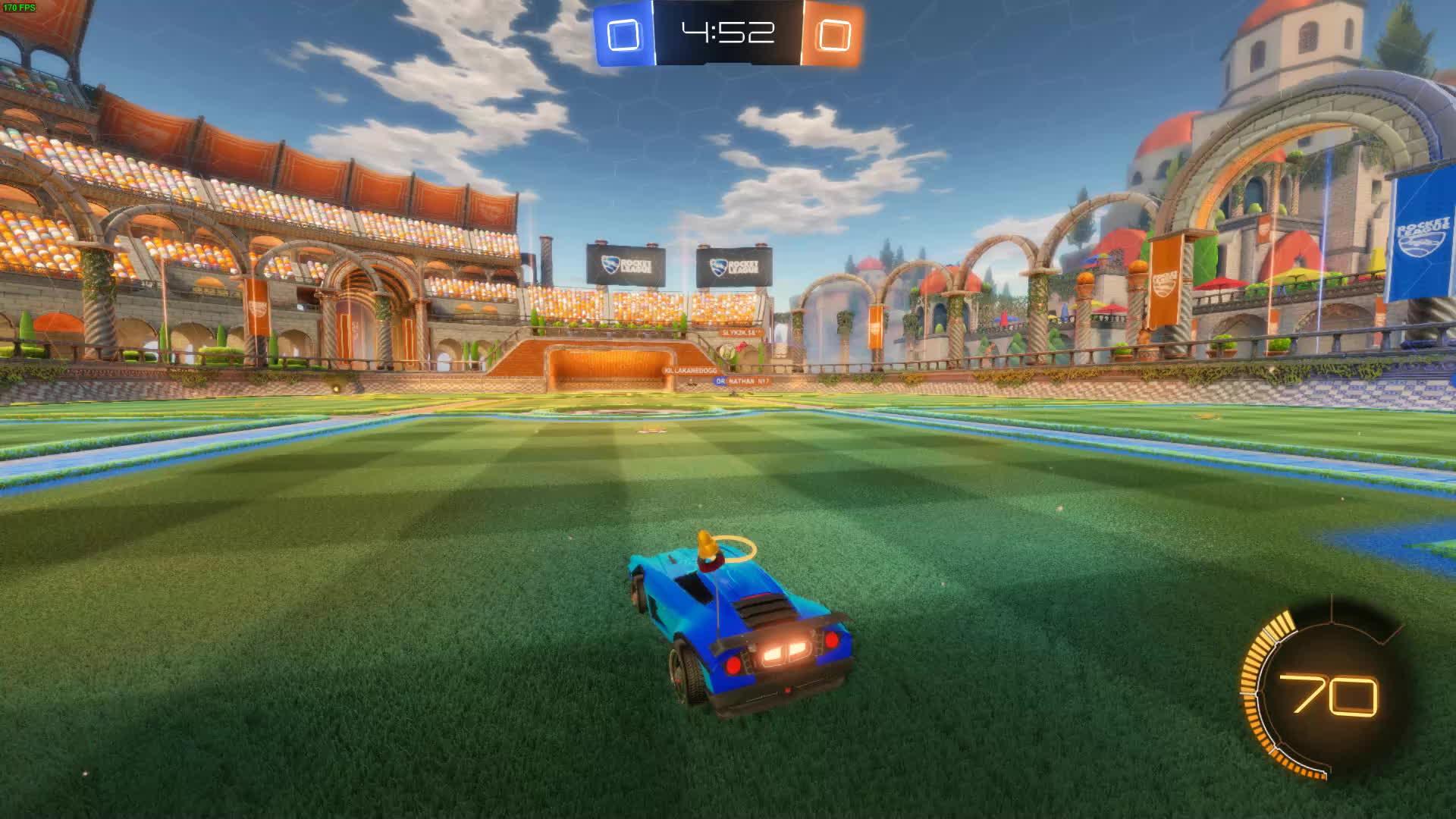 Rocket League, rocketleague, 3s aerial GIFs