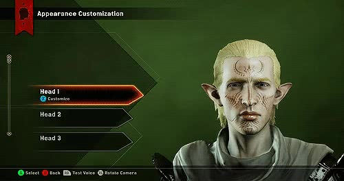 Watch and share Female Elf Inquisitor GIFs on Gfycat