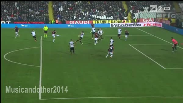Watch and share Leali (Cesena) Penalty Save Vs. Genoa - 30 Nov. 2014 GIFs on Gfycat