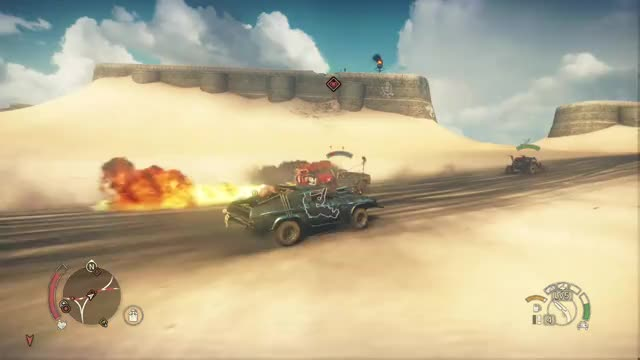 Watch this GIF by Xbox DVR (@xboxdvr) on Gfycat. Discover more MadMax, MuzTube, xbox, xbox dvr, xbox one GIFs on Gfycat