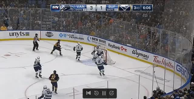 Watch 2019-01-26 00-18-59 GIF on Gfycat. Discover more Vancouver Canucks, hockey GIFs on Gfycat