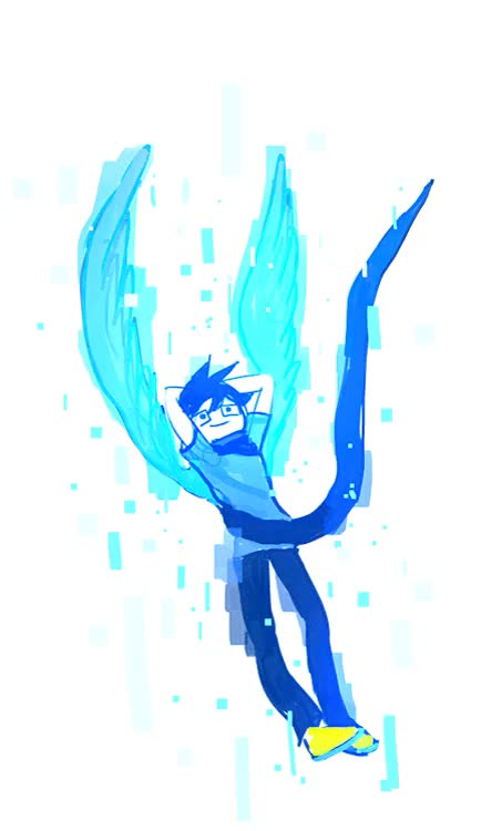 Watch and share John Egbert GIFs and Homestuck GIFs on Gfycat