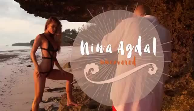 Watch and share Nina Agdal GIFs on Gfycat