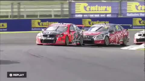 Watch and share V8supercars GIFs by onefunkynote on Gfycat