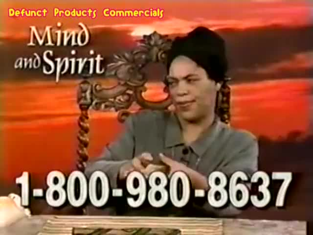 Watch and share Commercial GIFs and Miss Cleo GIFs on Gfycat
