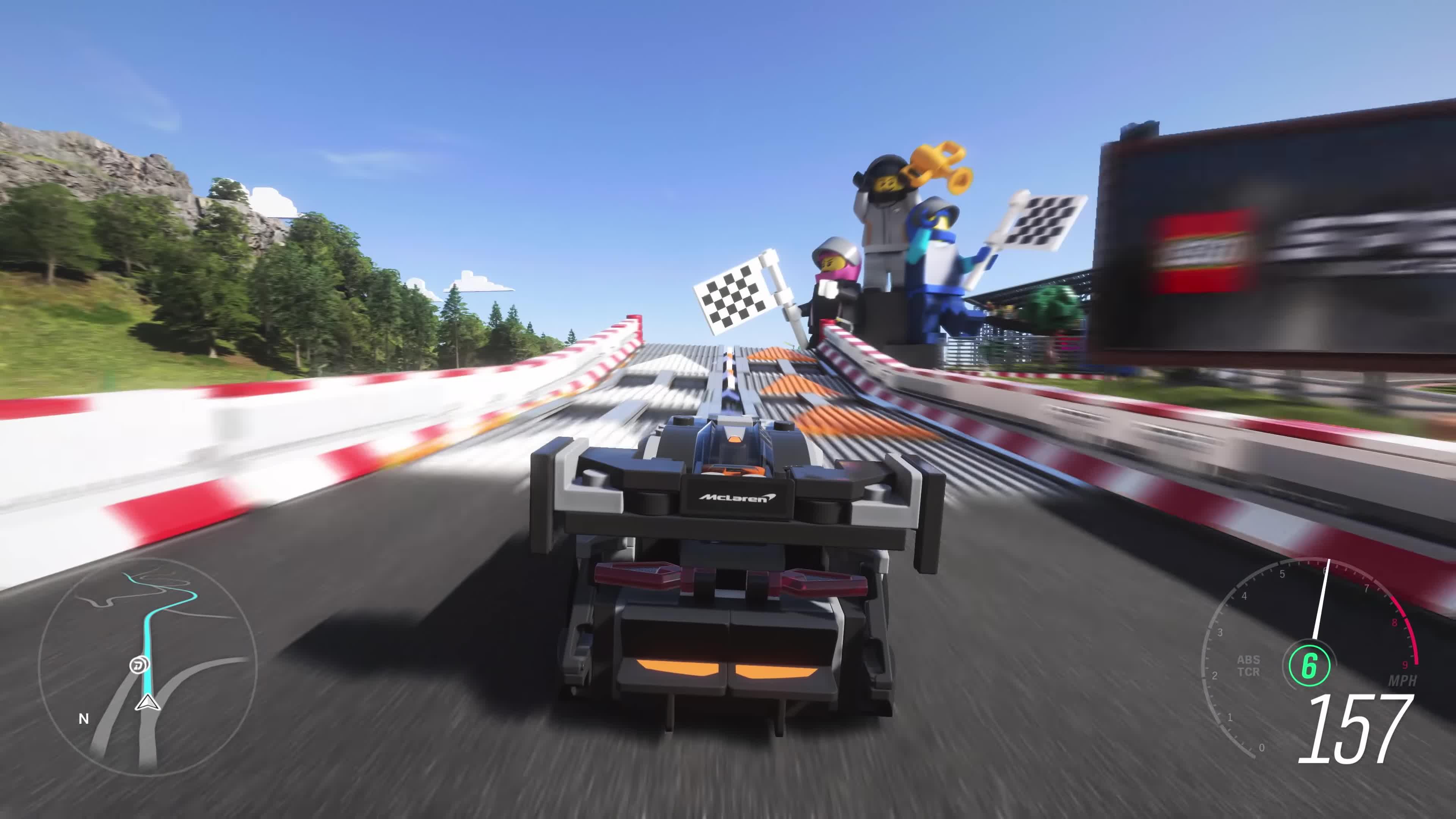 E3, E3 2019, Forza, Forza Horizon4, Gaming, Horizon4, IGN, IGN JAPAN, Xbox, Xbox Experience, ゲーム, レゴでForza!?『Forza Horizon 4 LEGO Speed Champions』約5分間のゲームプレイ:E3 2019 GIFs