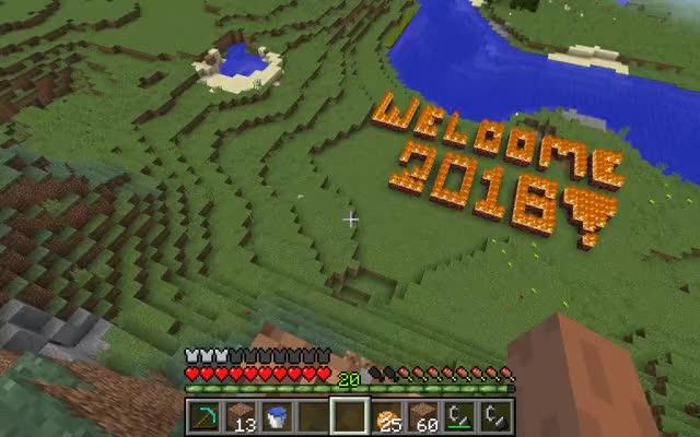 Watch and share Minecraft 2016 GIFs by ninifoxy21 on Gfycat