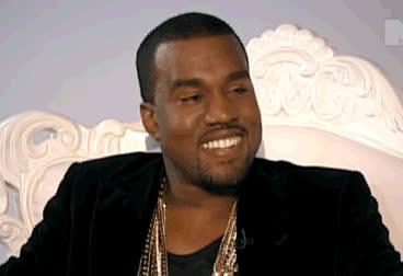 Kanye West, shady, soccer, throwshade, shade GIFs