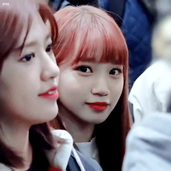 Watch and share 김채원(チェウォン) - 07 GIFs by eanowoo on Gfycat